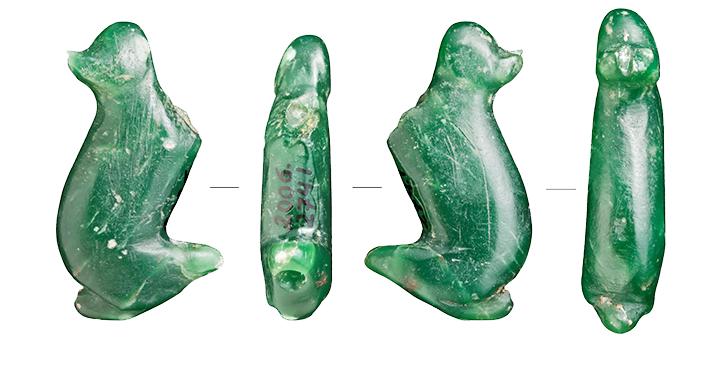 Tecnologías espaciales para analizar objetos prehistóricos