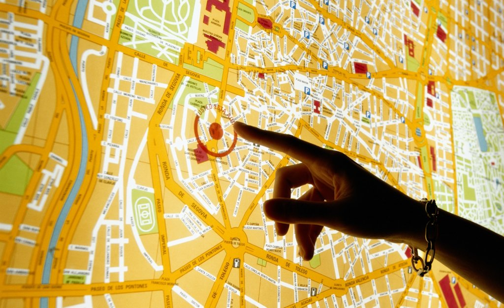 Geomarketing to make strategical decisions