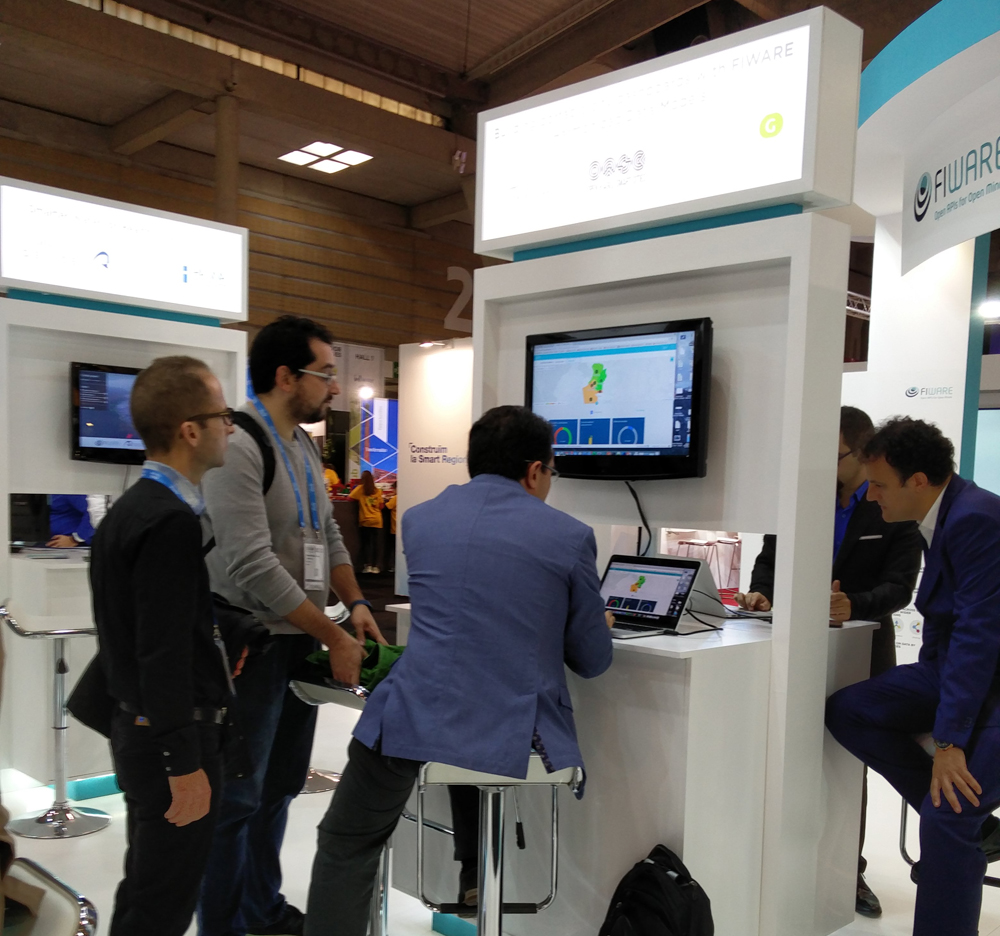 Smart City Expo Geographica