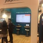 Geographica y Telefónica en la Smart City Expo